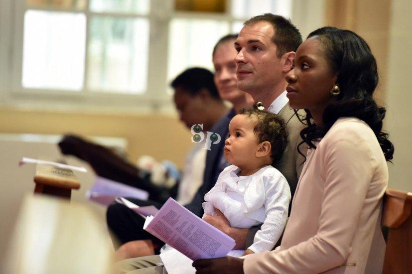 Photographe de baptême