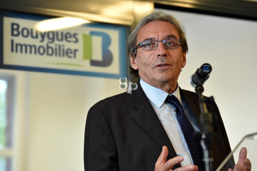 Reportage photo inauguration Bouygues Immobilier EST