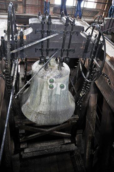 Les cloches de la Cathédrale de Strasbourg