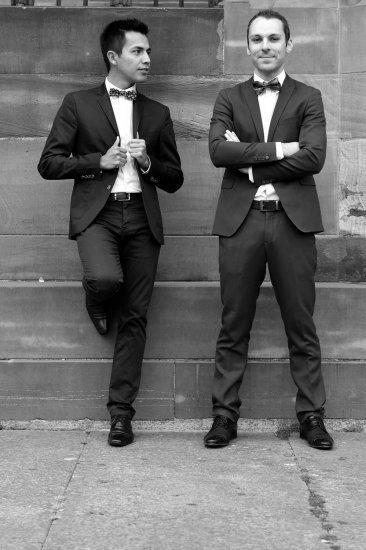mariage gay strasbourg, photos de couple
