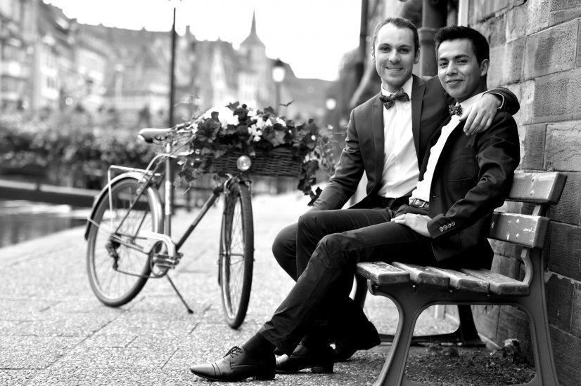 mariage homo strasbourg, mariage gay