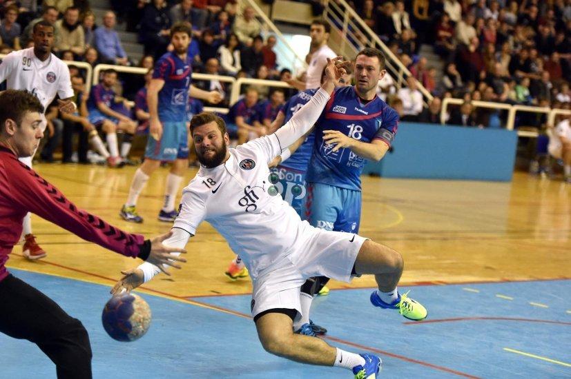 Reportage photo handball