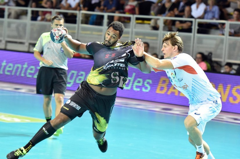 Eurotournoi Strasbourg Handball