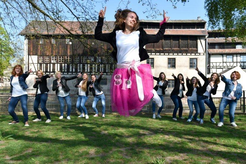 Shooting Enterrement de Vie de Jeune Fille Strasbourg