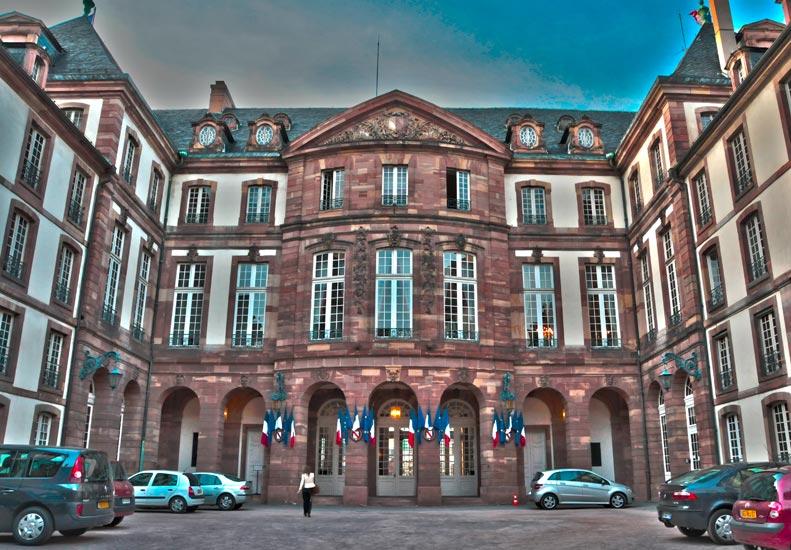Mot cl de l image place broglie - Hotel de luxe strasbourg ...