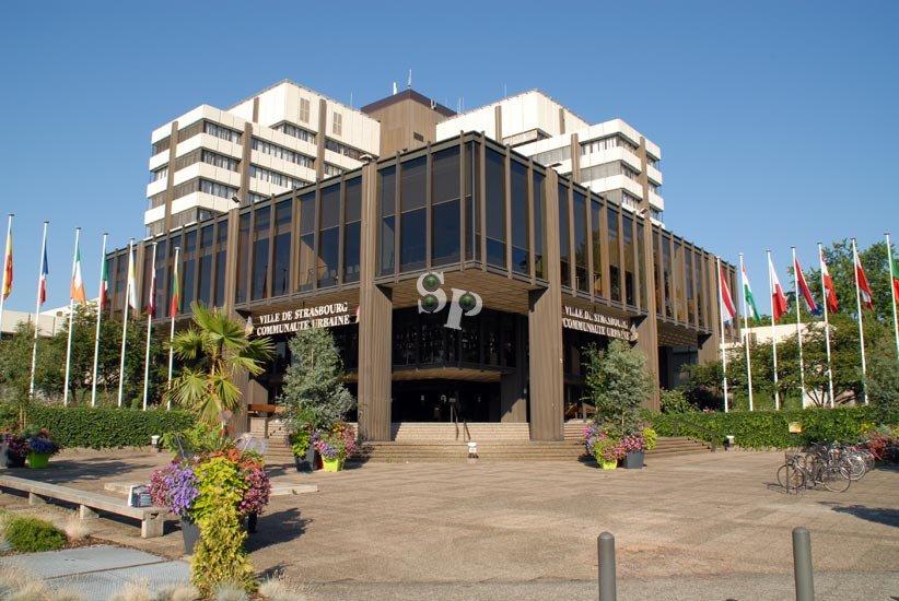 Cus mairie de strasbourg for Salon de la gastronomie strasbourg