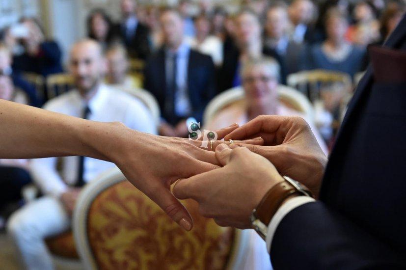 Photos de mariés à Strasbourg