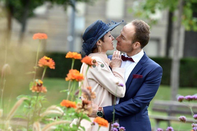 Photos de couple de Mariage à Strasbourg