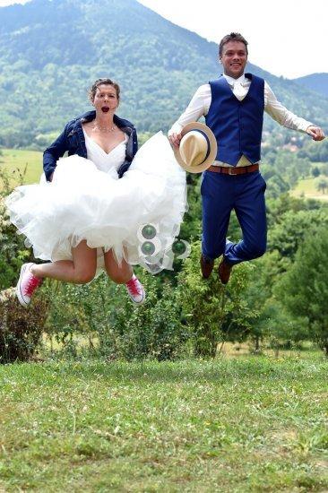 Mariage dans le Val de Villé
