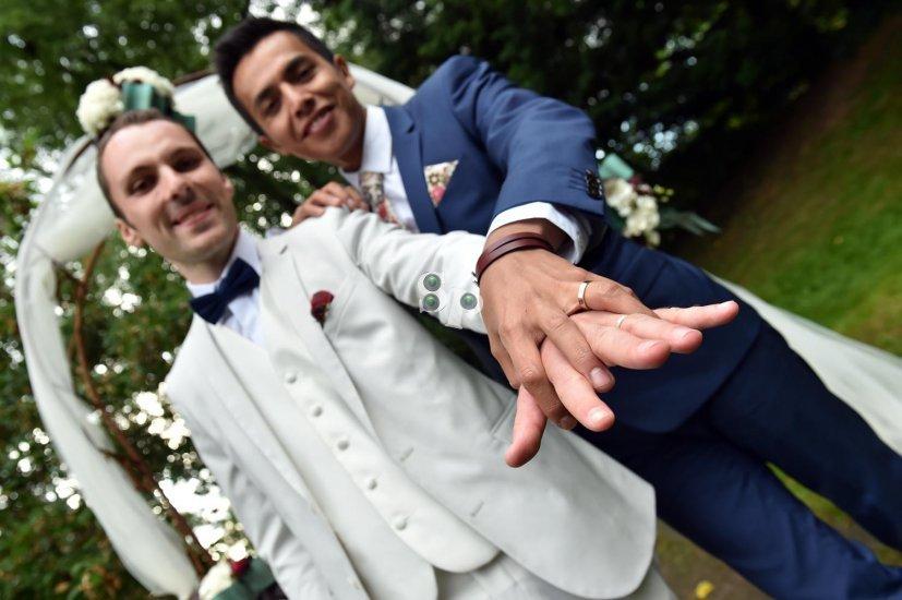 mariage gay, Photographe pour tous