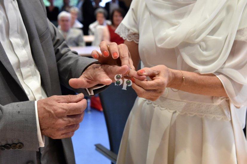 mariage à Ostwald