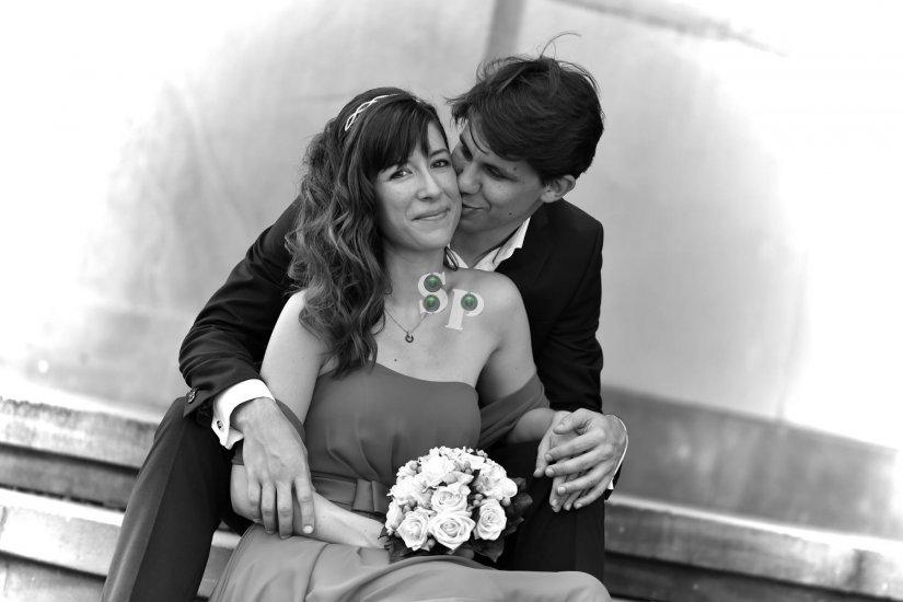 Portraits de mariés à Strasbourg