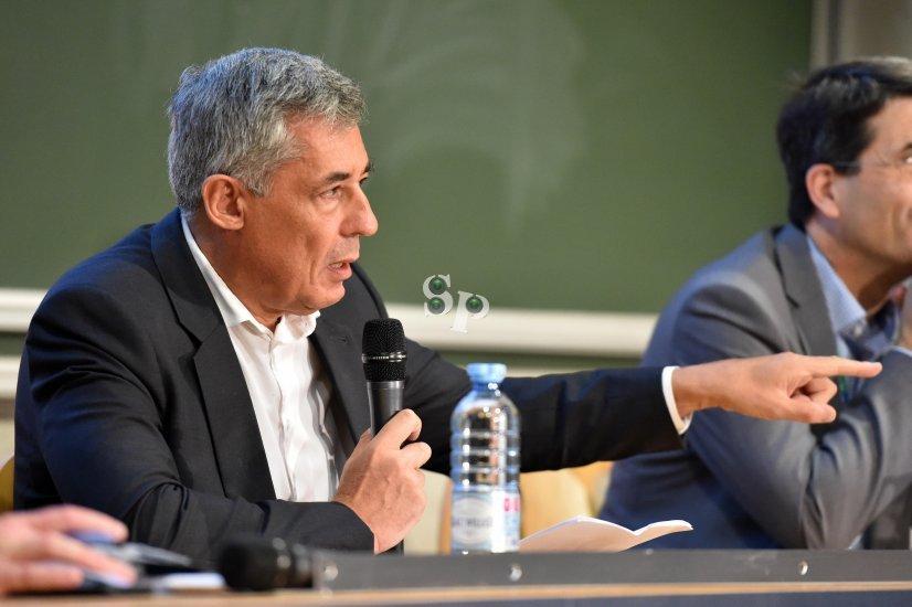Université d'été du MEDEF Alsace 2016, Henri Guaino