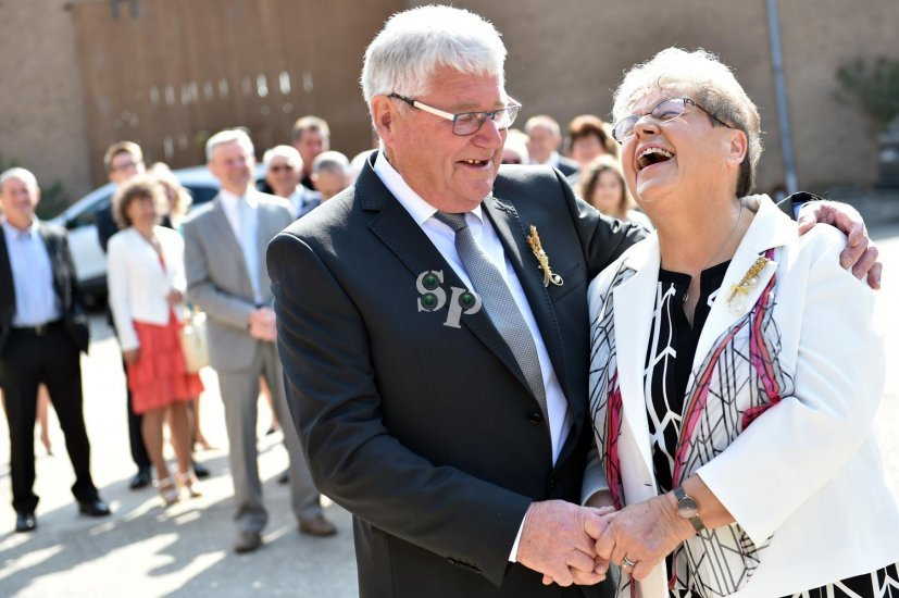 photos 50 ans de mariage