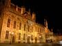 Gand et Bruges la nuit