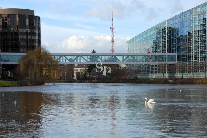 Time-lapse France 3 Parlement Européen de Strasbourg