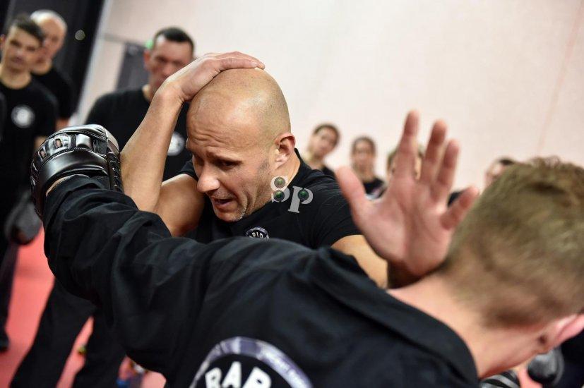 Reportage photo pour Rapide Défense