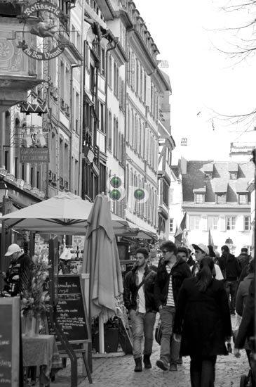 Rue du maroquin for Rue du miroir strasbourg