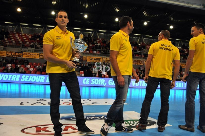 Reportage handball