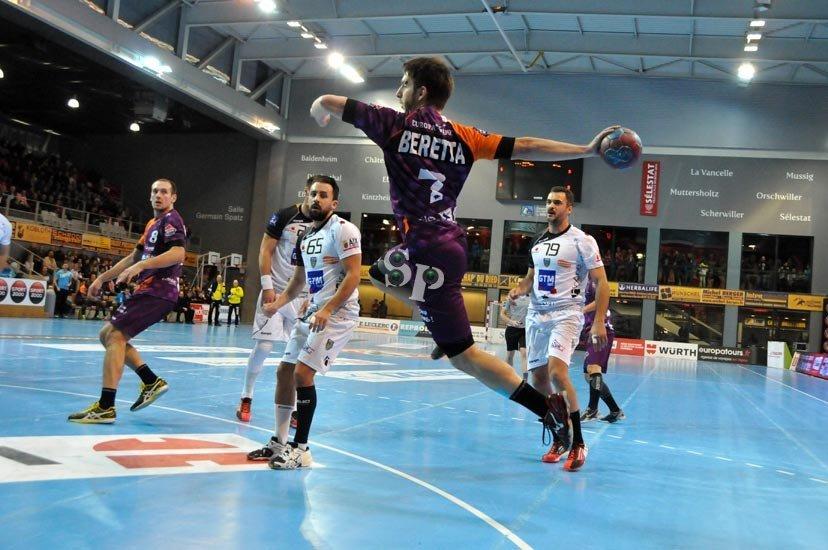 Reportage Handball : Kevin Beretta