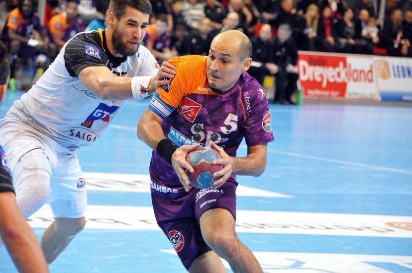 Reportage Handball : Youriy Petrenko