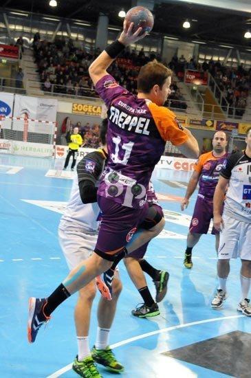 Reportage Handball : Arnaud Freppel