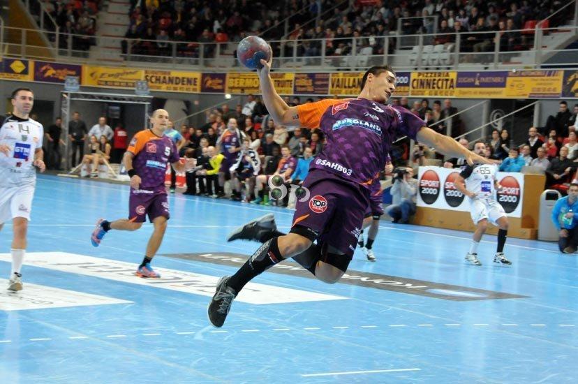 Reportage Handball : Olivier Jung