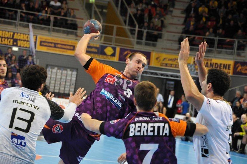 Reportage Handball : Pawel Podsiadlo