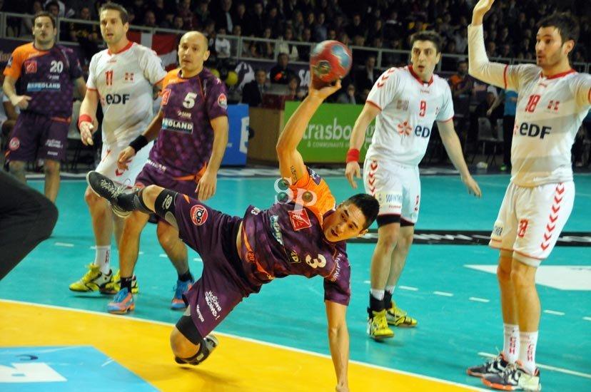 Handball : Sélestat s'impose face à Chambéry 28-26