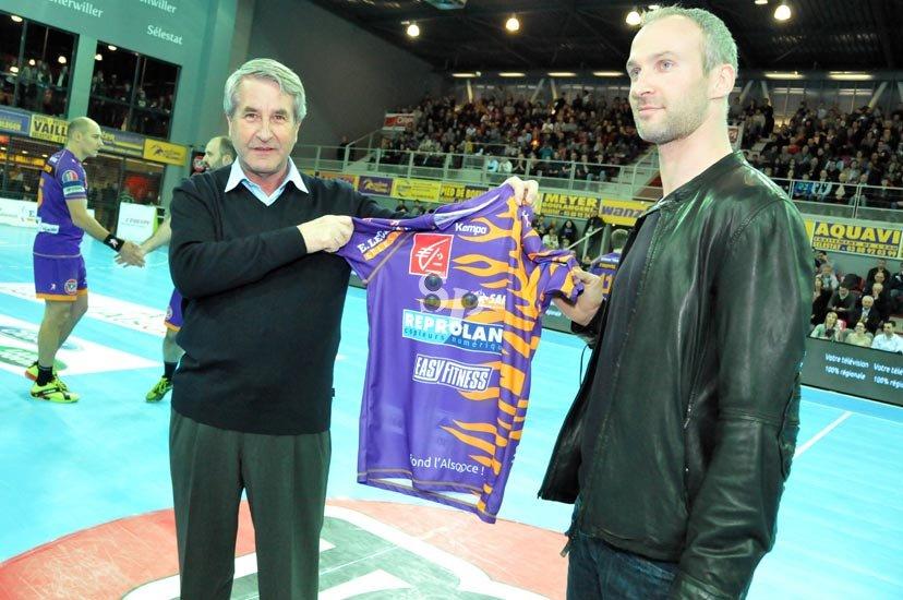 Thierry Omeyer et Philippe Richert