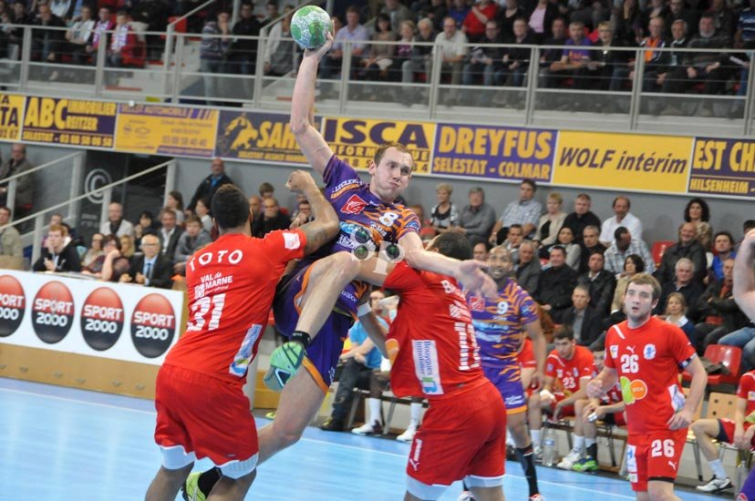 Sélestat Alsace Handball Pawel Podsiadlo