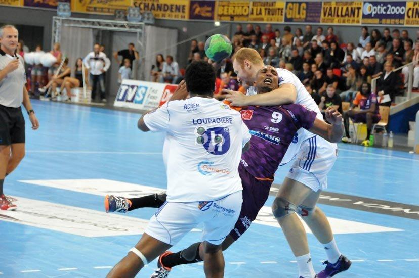 Frédéric Beauregard Handball