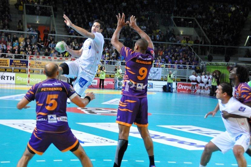 Sélestat Alsace Handball Nikola Karabatic