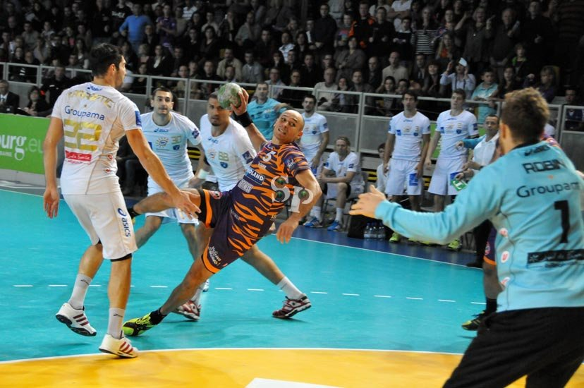 Sélestat Alsace Handball Youri Petrenko