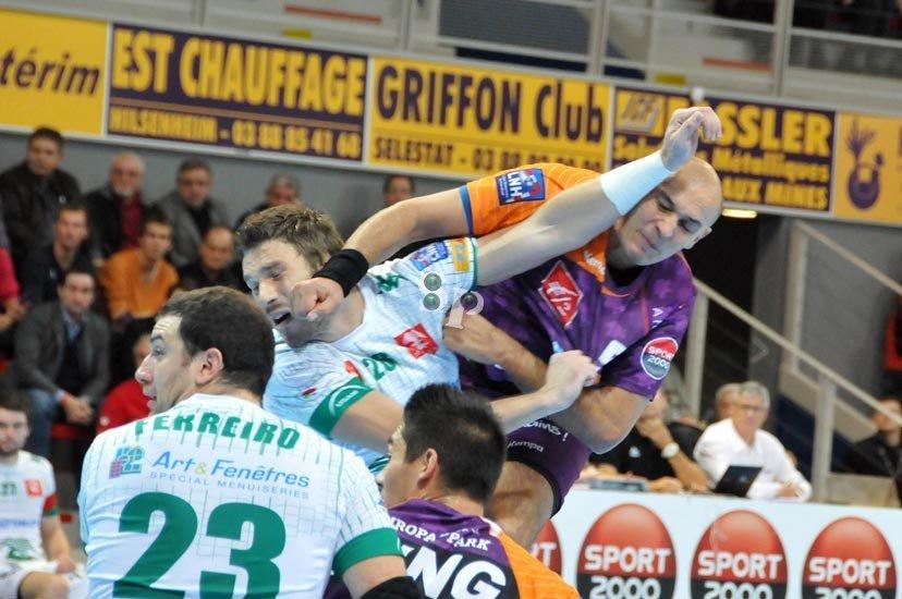 Sélestat Alsace Handball Youriy Petrenko