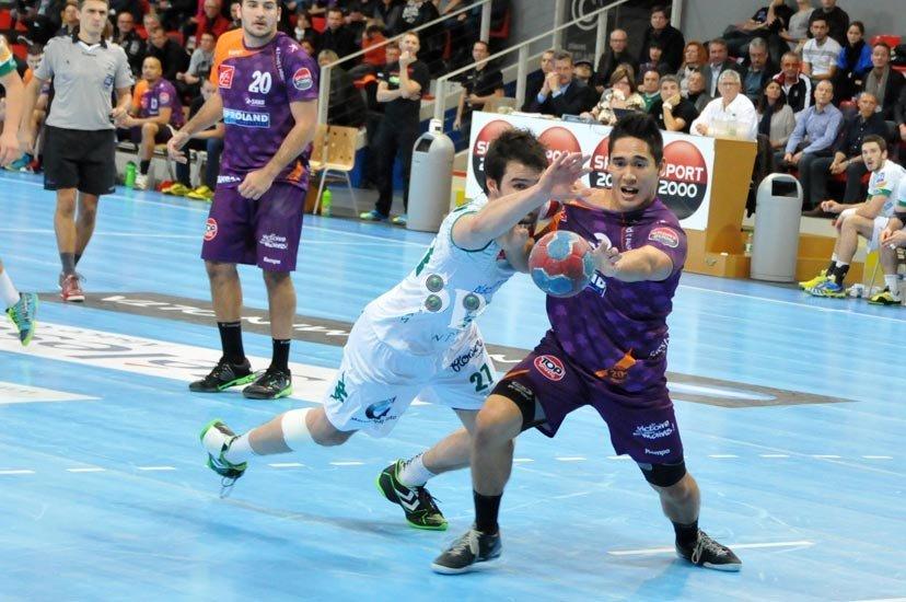 Sélestat Alsace Handball Olivier Jung