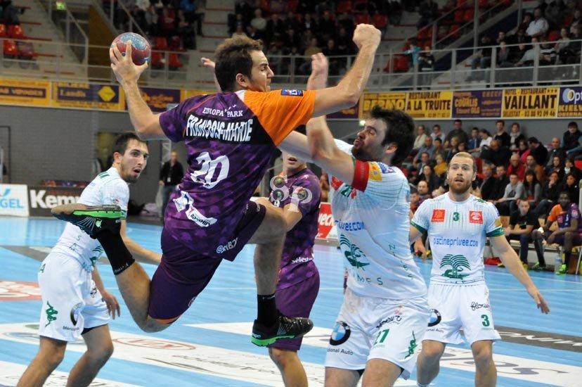 Sélestat Alsace Handball Jordan François Marie