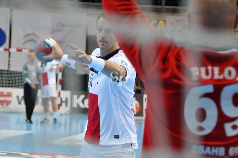 reportage sportif : Bojinovic au tir