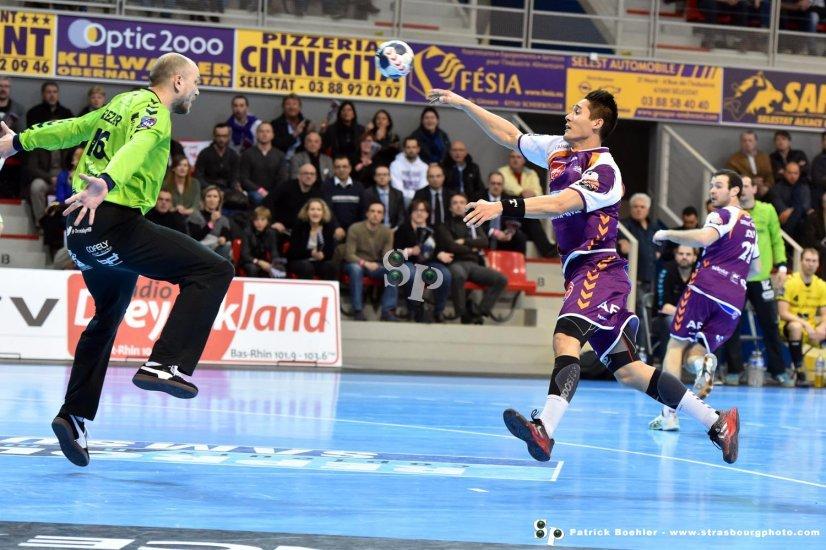 Sélestat Alsace Handball : Olivier Jung