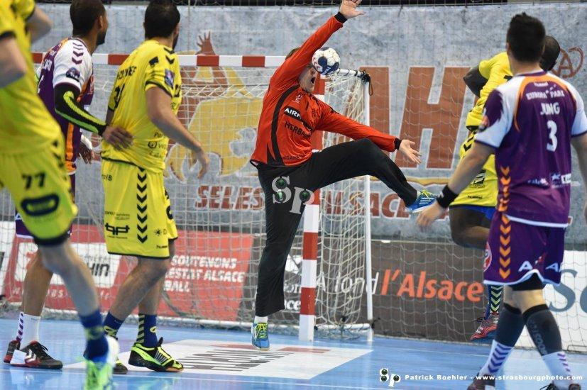 Sélestat Alsace Handball : Richard Kappelin