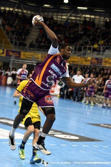 Sélestat Alsace Handball : Rudy Seri