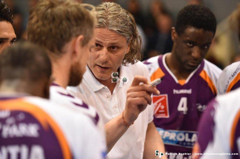 Sélestat Alsace Handball : Christian Gaudin