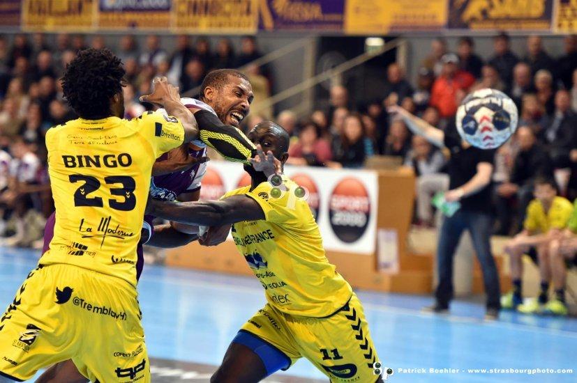 Sélestat Alsace Handball : Frédéric Beauregard