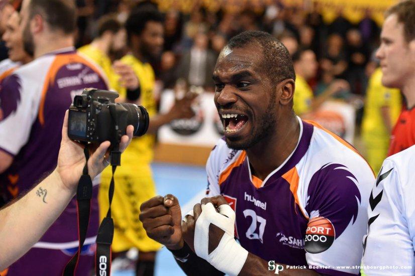 Sélestat Alsace Handball : Samuel Clementia