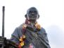 Statue de Gandhi