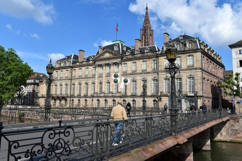 Printemps à Strasbourg