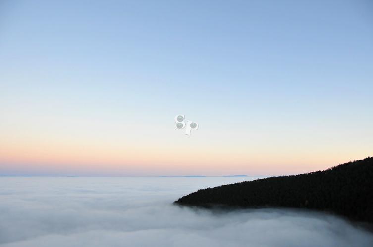 brouillard sur l'Alsace