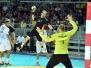 Veszprem  29 - 28 Montpellier