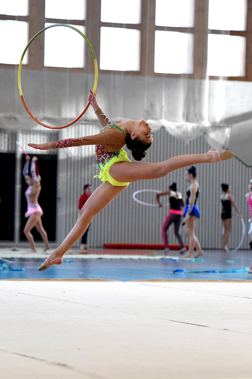 photos de Gymnastique Rythmique et Sportive
