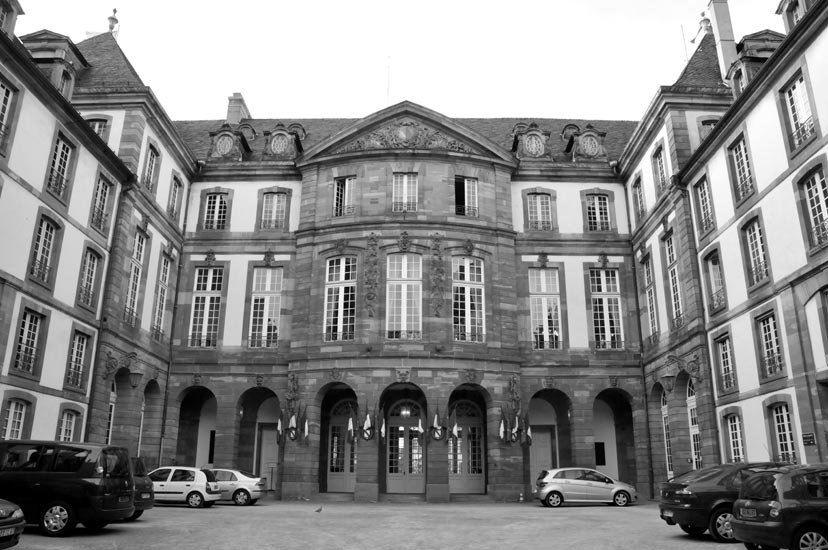 Hôtel de Ville – Strasbourg Photo – Photographe Alsace